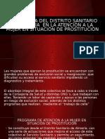 Experiencia Del Distrito Sanitario de Almería en La