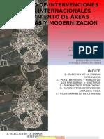propuestas de intervención urbana