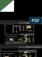 presentacion remodelación de recamaras casa habitación