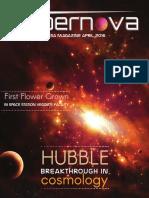 Supernova, The NASA magazine by Malinee Tangtanawat
