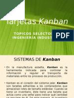 Tarjetas Kanban