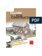 Guide Eco Construction