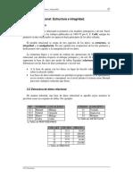 Modelo Relacional - Estructura, Integridad y Manipulación