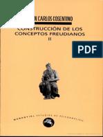 231797315 Cosentino Construccio n de Los Conceptos Freudianos II Inc