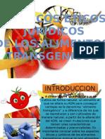 Biotecnologia transgenicos