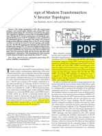 IEEE Transactions on Energy Conversion Volume 28 Issue 2 2013 [Doi 10.1109%2FTEC.2013.2252013] Saridakis, Stefanos; Koutroulis, Eftichios; Blaabjerg, Frede -- Optimal Design of Modern Transformerless