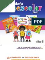 Catálogo Preescolar