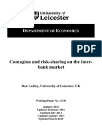Contagion and Risksharing on the interbank market.pdf