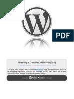Eviter la censure d'un blog wordpress