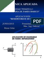 Diagrama de Fases Gabo