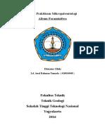 Cover Foraminifera