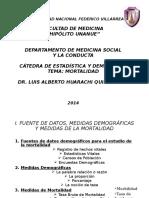 Presentación Mortalidad (Diciembre 2010)