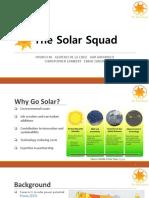 solar squad team presentation