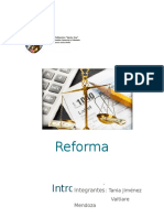Trabajooo de Reforma Tributariaa