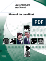 Manuel Du Candidat TFI - ETS
