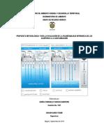 Propuesta Metodologica Vulnerabilidad Intrinseca de Lo Acuiferos a La Contaminacion MADS 2010