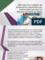 ABC Para Los Cuidados de Enfermería a Pacientes