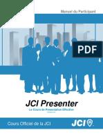 JCI Presenter Manual