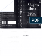 Adaptive Filters - Theory and Application With MATLAB Exercises