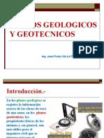 Planos Geologicos y Geotecnicos