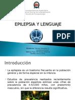 Epilpesia y Lenguaje