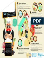 Infografia Alimentos