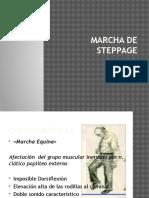 Marcha de Steppage