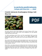 bahan bioavtur