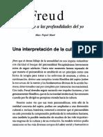 Pepiol Martí, Marc - Freud. Un Viaje a Las Profundidades