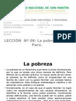 ARQUITECTURA LECCIÓN N° O8