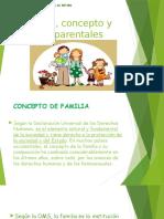 Familia, Concepto y Roles Parentales