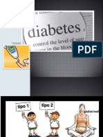 Clase Diabetes -Pie Diabetico