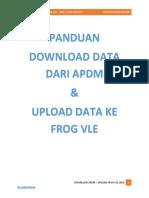 Panduan Download APDM - Upload Frog V1
