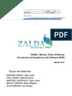 009.1. Documento Arquitectura de Software