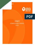 UNIDAD II ESCUELA Modo de Compatibilidad