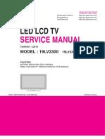LG 19-LV2300(ZA) chLD01S