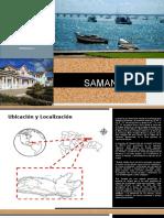 Samana analisis