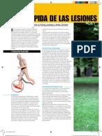 25º Guía Rápida de las Lesiones del Corredor 2 (Planeta Running).