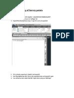 Civil 3D Handling of Survey Points Practice Manual