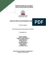 Procesos de Paz en Colombia Equipo Norelys Cardenas Final