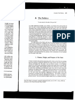 Aristotle PDF - The Politics