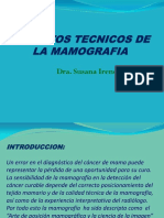 5-Aspectos Tecnicos Mamografia GAMARRA