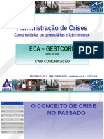 Adm Crises - Curso 2008 - 2h30 s Imagens