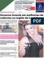 Jornal União - Edição de 19 a 26/Abril de 2016