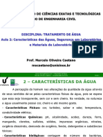 Aula 2 - Características +Seg+Lab+Materiais+Lab