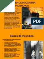 Seguridad e Higiene Incendiosy Equiposde Protec.