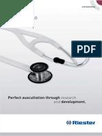 Stethoscopes e RevF