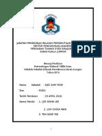 Borang Penilaian Makmal & Bilik Sains.DOC