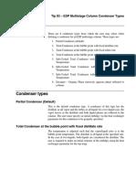 OLI Tips83 ESP Mulitstage Condenser Types