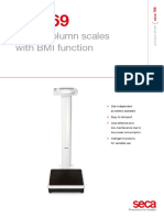 Weighing Scale, Medical